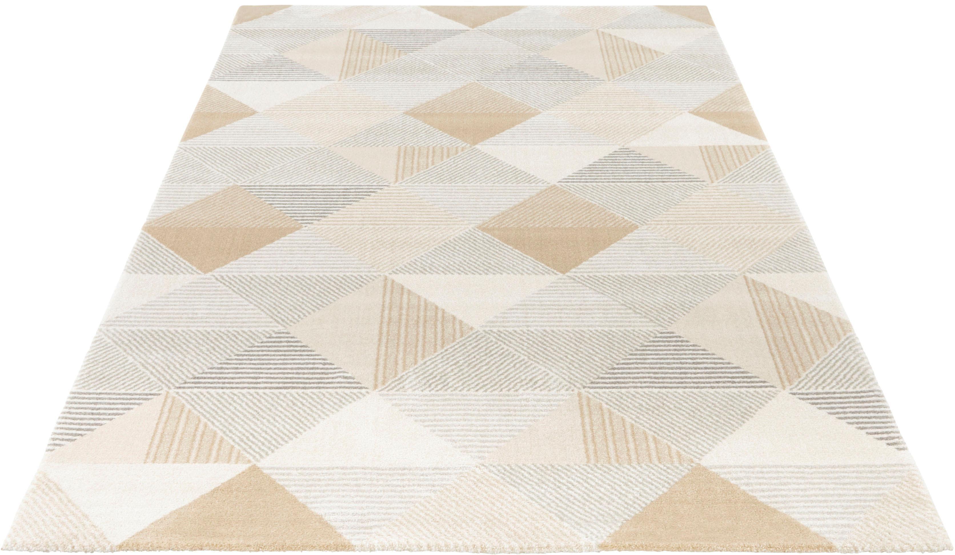 Teppich Yerres ELLE Decor rechteckig Höhe 12 mm maschinell gewebt