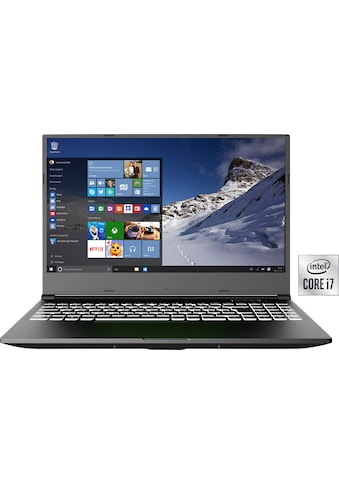 XMG CORE 15  -  E20 Notebook (39,62 cm / 15,6 Zoll, Intel,Core i7, 1000 GB SSD) kaufen