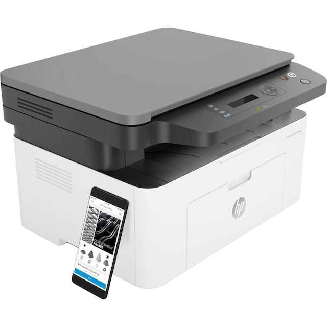 HP »Laser MFP 135wg« Multifunktionsdrucker (WLAN (Wi-Fi))