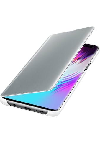 Samsung Handytasche »Clear View Cover EF - ZG977 für Galaxy S10 5G« kaufen