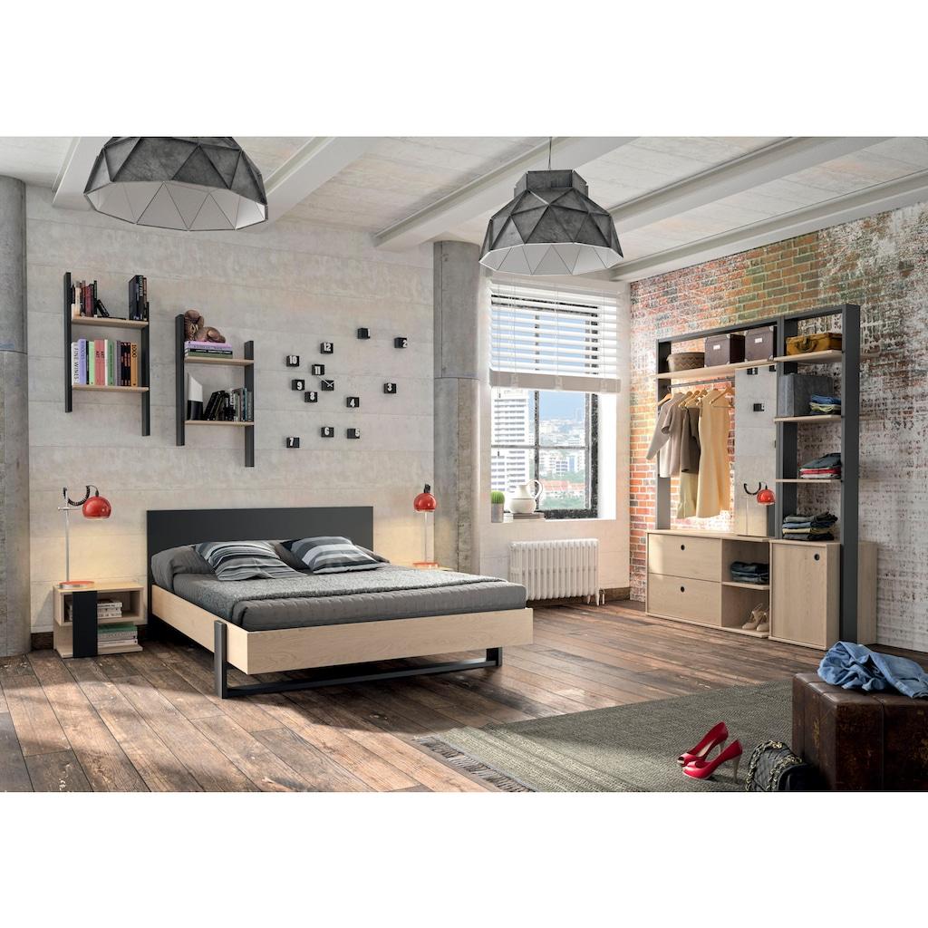 Gami Wandregal »Duplex«, (4 St.)