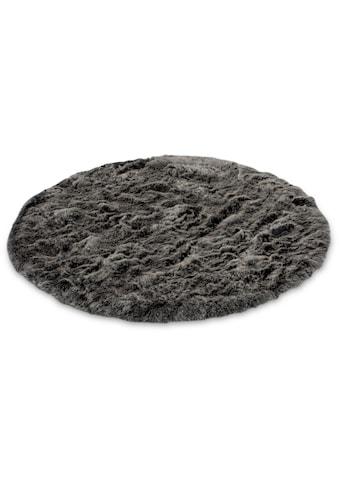 Fellteppich, »Lucia«, ASTRA, rund, Höhe 50 mm, maschinell gewebt kaufen