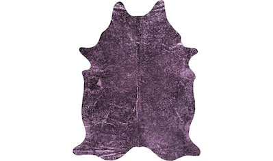 LUXOR living Fellteppich »Fell Pop Art«, fellförmig, 4 mm Höhe, echtes gefärbtes... kaufen