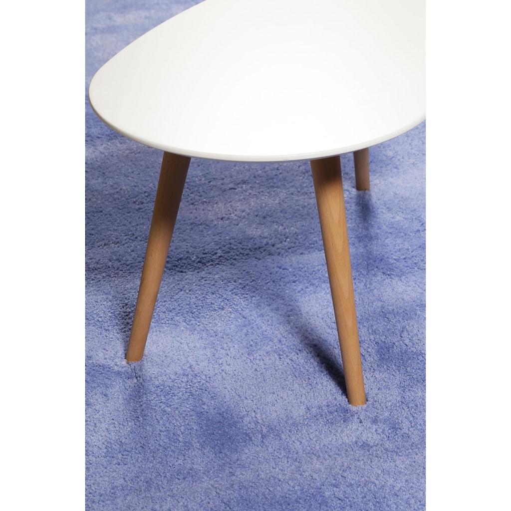 Esprit Hochflor-Teppich »Relaxx«, rechteckig, 25 mm Höhe, Wohnzimmer, hohe Farbauswahl
