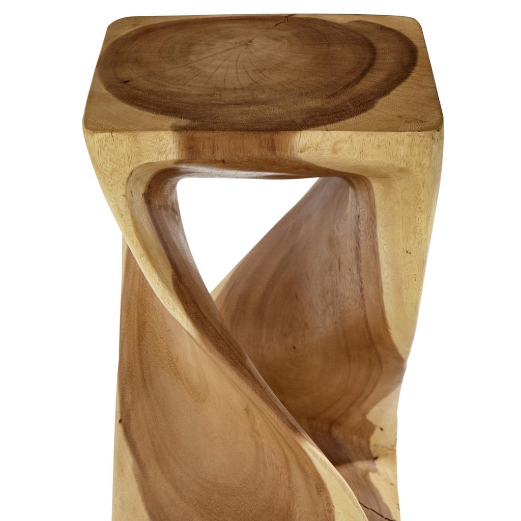 Deko-Objekt kunsthandwerklich gefertigt