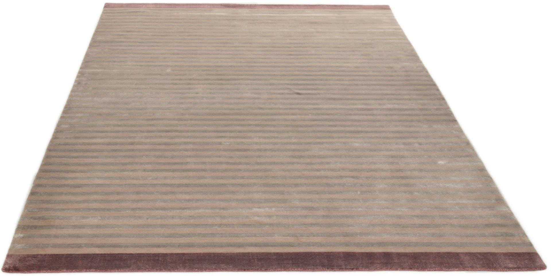 THEKO Teppich Miami 3286, rechteckig, 8 mm Höhe, Wohnzimmer günstig online kaufen