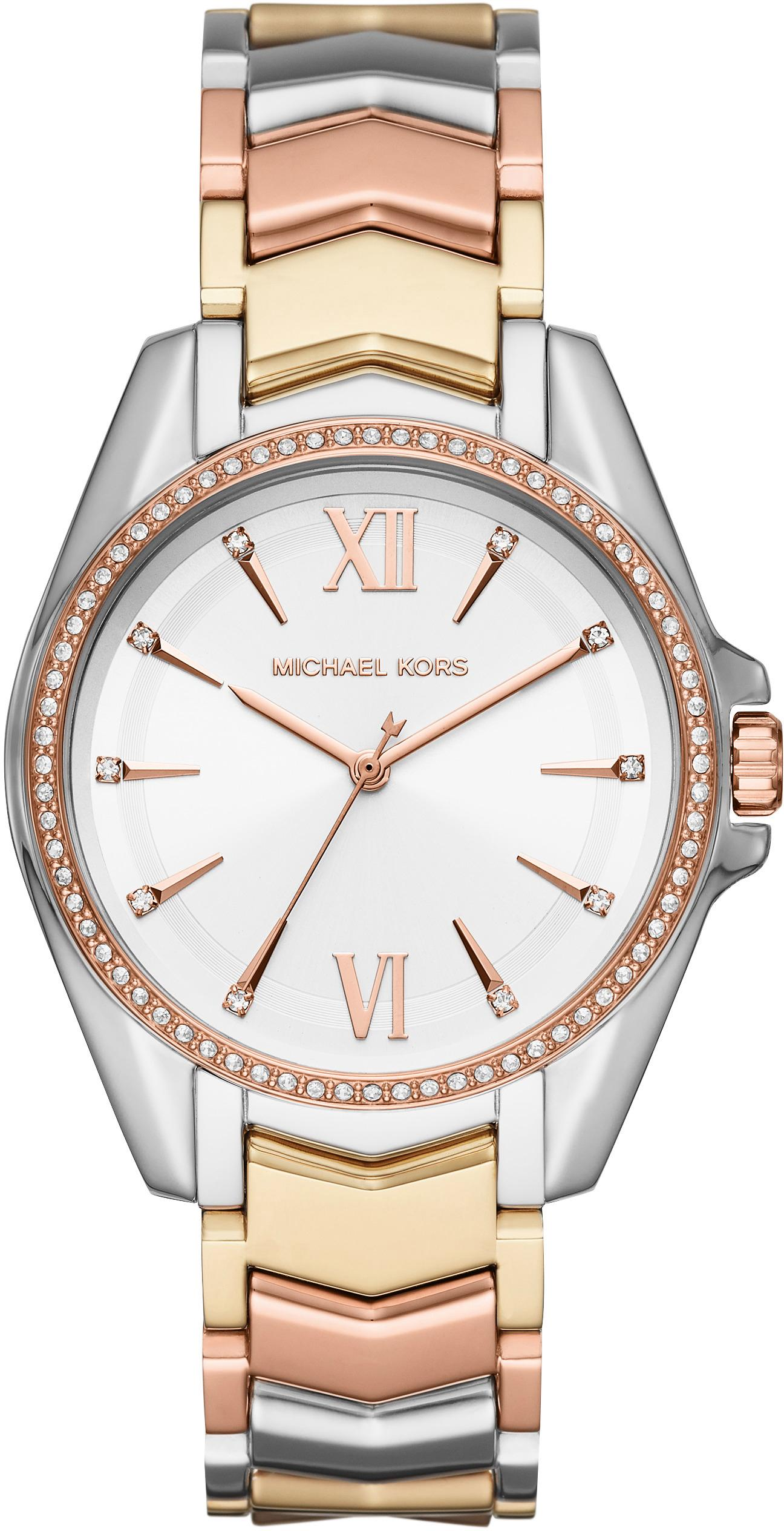 MICHAEL KORS Quarzuhr Whitney MK6686 | Uhren > Quarzuhren | Goldfarben | Michael Kors
