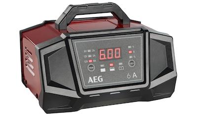 AEG Batterie-Ladegerät »WM6«, 6000 mA kaufen