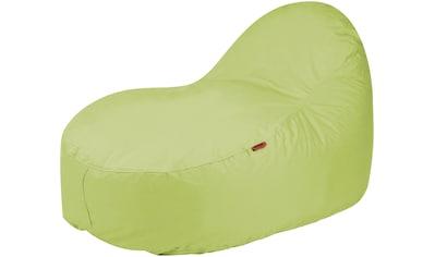 OUTBAG Sitzsack »Slope XL Plus«, wetterfest, für den Außenbereich, BxT: 115x140 cm kaufen