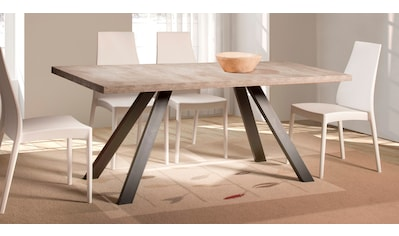 Home affaire Esstisch »Matera«, mit einer 4 cm starken Tischplatte, im hochwertigen... kaufen