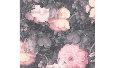 LIVINGWALLS Vliestapete »Metropolitan Stories Anke & Daan Amsterdam«, floral kaufen