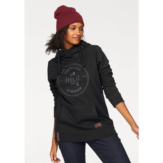 Ocean Sportswear Kapuzensweatshirt, - in große Größe