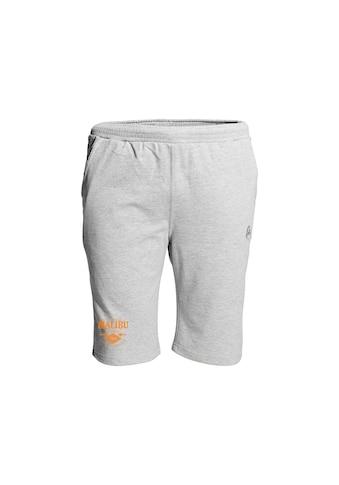 AHORN SPORTSWEAR Sweat - Shorts mit coolem Beinprint kaufen
