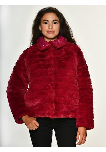 Maze Fake Fur Wendejacke »Blair« kaufen