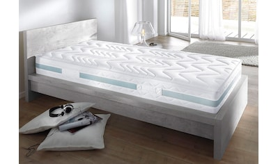 Breckle Komfortschaummatratze »Zauber 2500«, (1 St.), Matratze mit 3D-Massagekontur kaufen