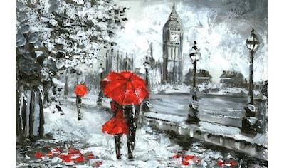 queence Leinwandbild »London« kaufen