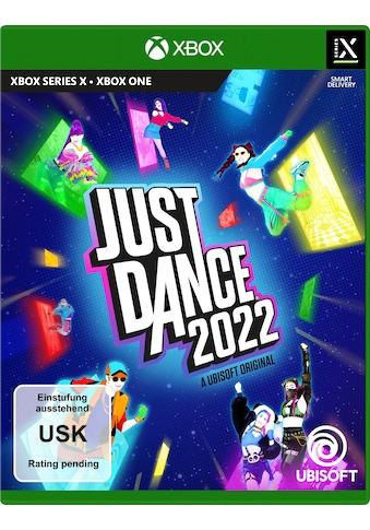 UBISOFT Spiel »Just Dance 2022«, Xbox Series X kaufen