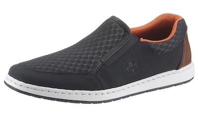 Rieker Slip-On Sneaker, mit Stretcheinsätze kaufen