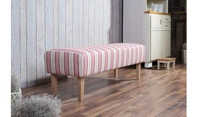 Max Winzer® Sitzbank »Juuma«, im Retrodesign kaufen