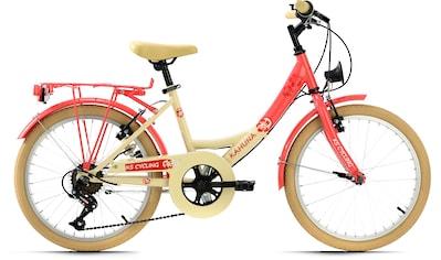 KS Cycling Jugendfahrrad »Kahuna«, 6 Gang Shimano Tourney Schaltwerk, Kettenschaltung kaufen