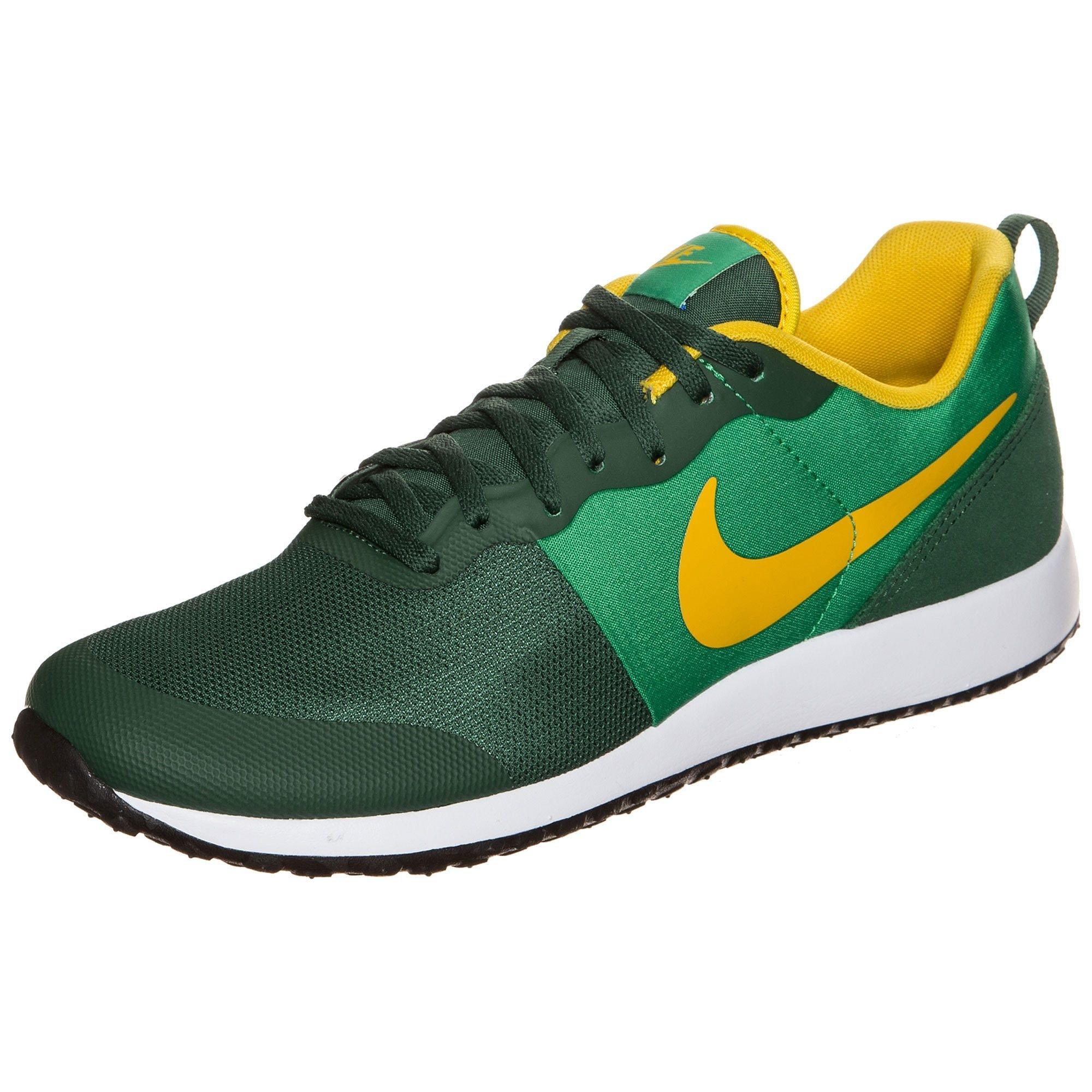 Nike Elite Shinsen Grün Gelb Herren Sneakers Günstig Kaufen