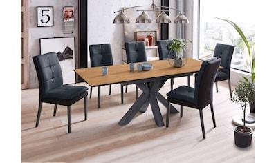 Mäusbacher Esstisch, Breite 160 cm mit Auszugsfunktion kaufen