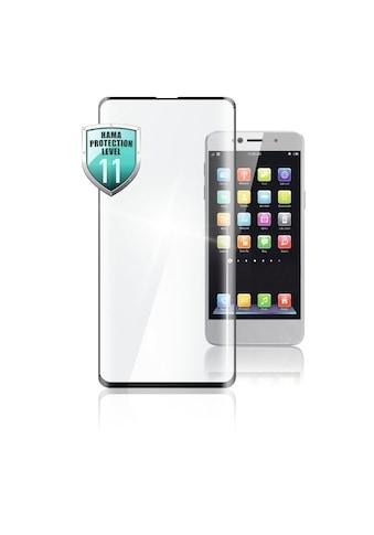 Hama 3D-Full-Screen-Schutzglas für Samsung Galaxy A20e, Schwarz kaufen