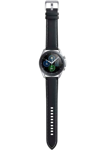 """Samsung Smartwatch »Galaxy Watch3, Edelstahl, 45 mm, Bluetooth (SM-R840)« (3,4 cm/1,4 """" kaufen"""