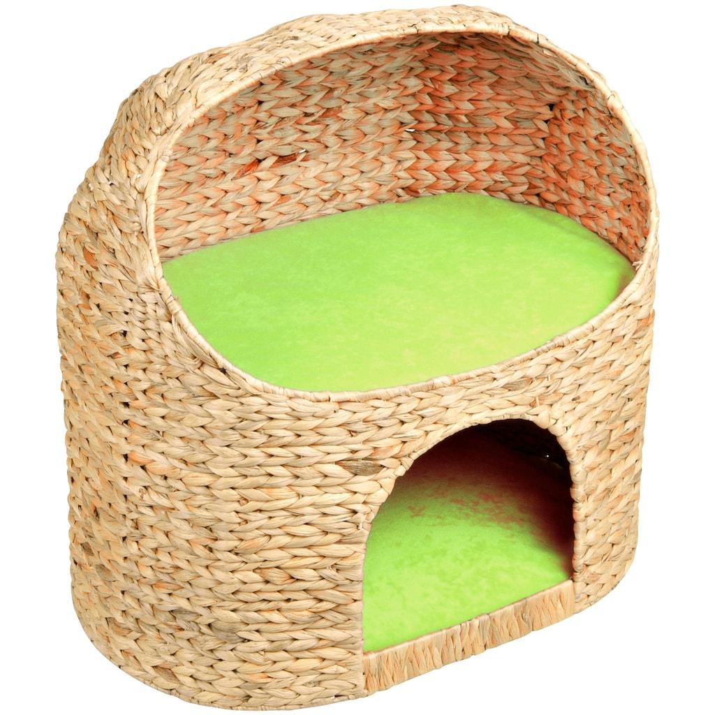 SILVIO design Tierbett »Marvin«, Katzenhöhle, BxLxH: 54x39x55 cm