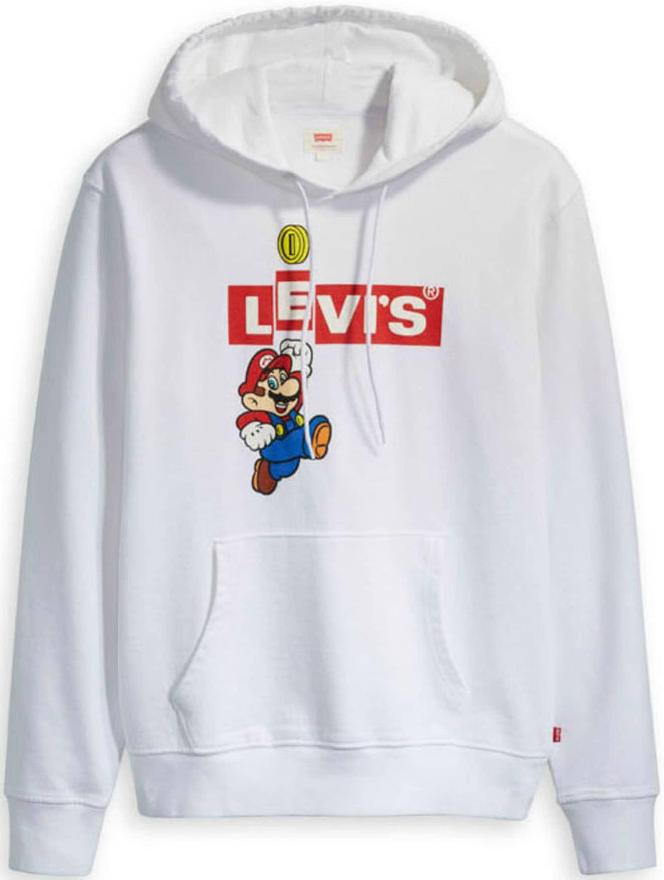 levi's -  Hoodie Nintendo x