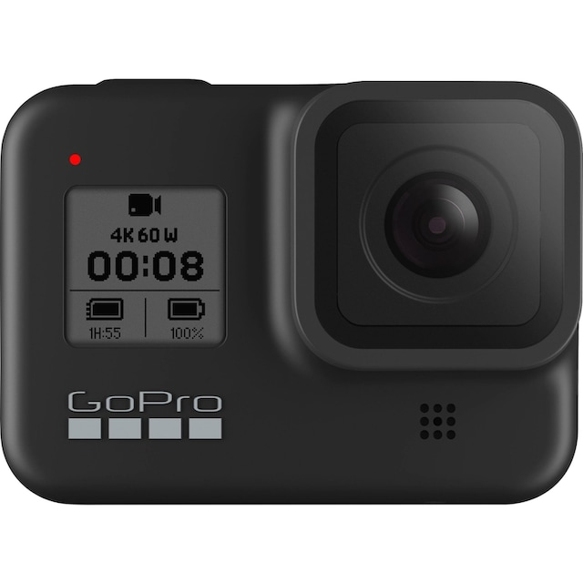 GoPro »HERO 8 Black« Action Cam (4K Ultra HD)