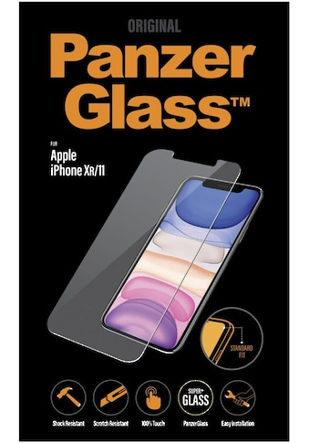 PanzerGlass Schutzglas »für Apple iPhone 11, XR« kaufen
