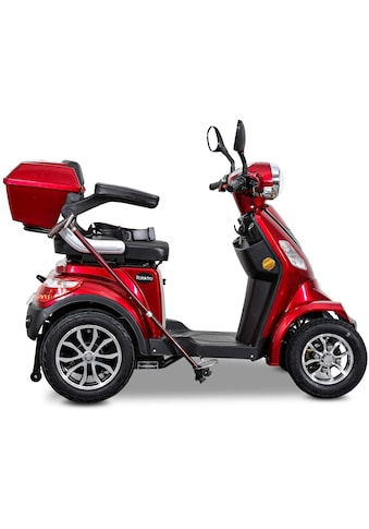 Rolektro Elektromobil »E-Quad 15, Blei-Gel-Akku«, 1000 W, 15 km/h, (mit Topcase) kaufen
