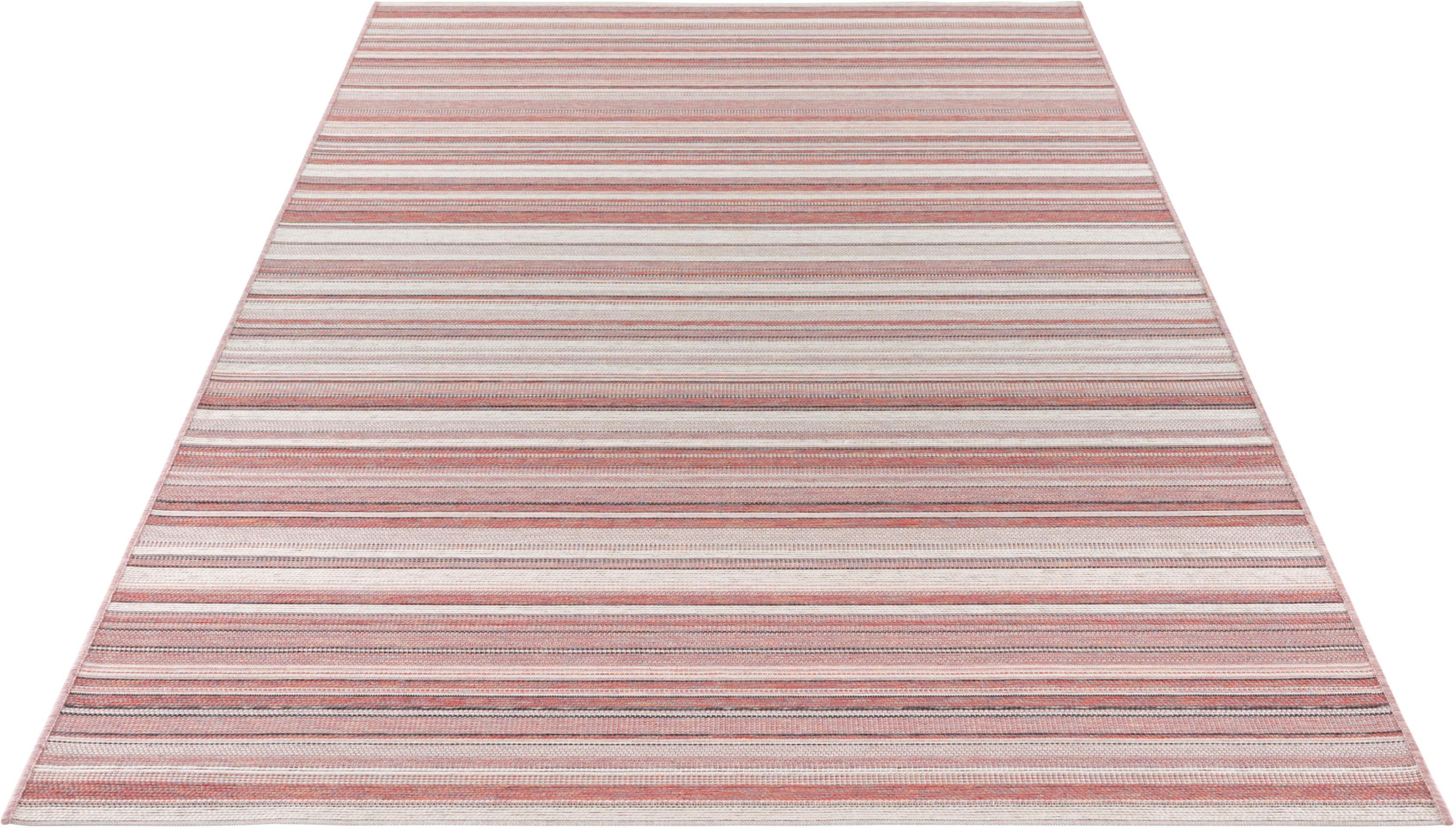 Teppich Calais ELLE Decor rechteckig Höhe 4 mm maschinell gewebt