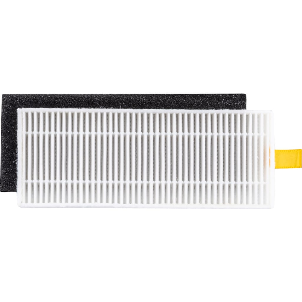 eta Nass-Trocken-Saugroboter »FELIX ETA122690000«, Lebensdauer bis zu 120 Minuten, Akkumulator 14,4 V Li-Ion