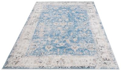 Teppich, »Hanako«, DELAVITA, rechteckig, Höhe 6 mm, Transferdruck kaufen