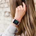 X-Watch Fitness Uhr mit Always-On Farbdisplay.