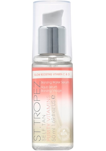 "St.Tropez Selbstbräunungsserum ""Self Tan Purity Vitamins Bronzing Face Serum"" kaufen"