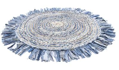 morgenland Teppich »Sisalteppich Teppich Epperson«, rund, 6 mm Höhe kaufen