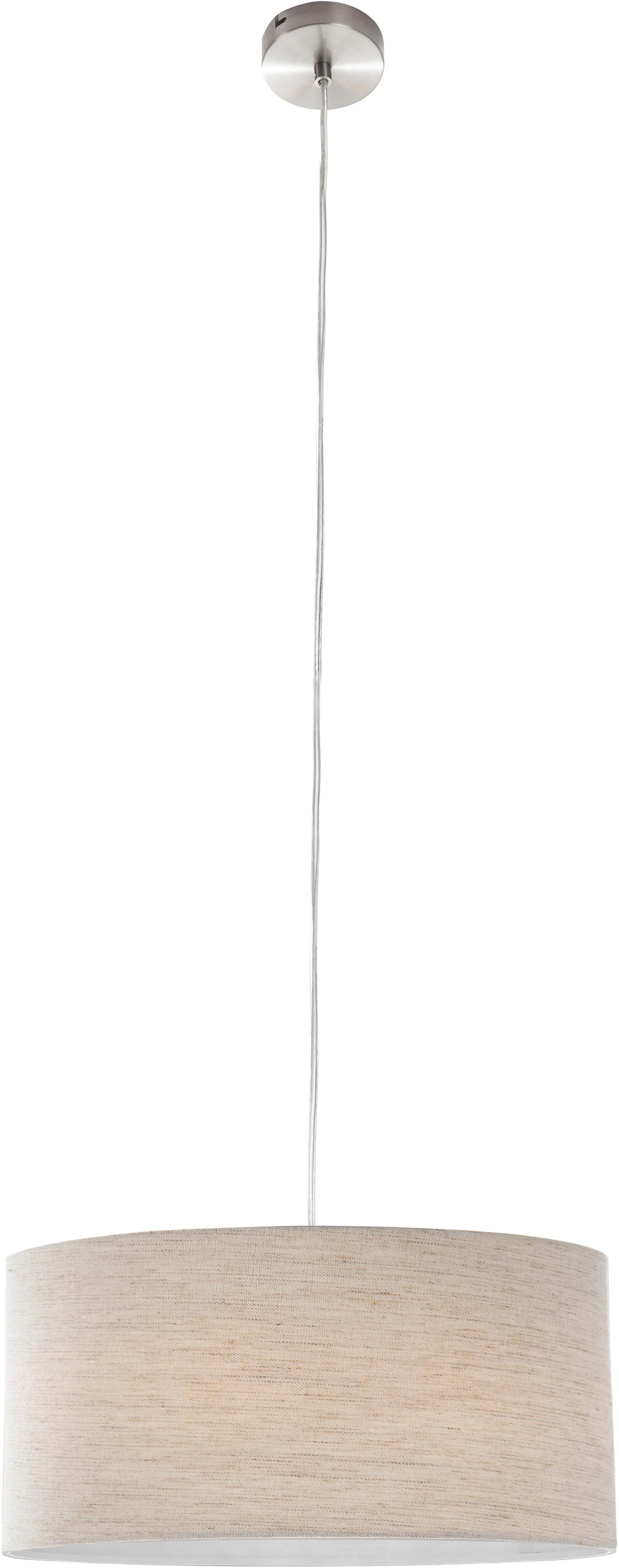 Nino Leuchten LED Pendelleuchte Lee, E27, 1 St., Neutralweiß, inkl. 1x E27 Leuchtmittel