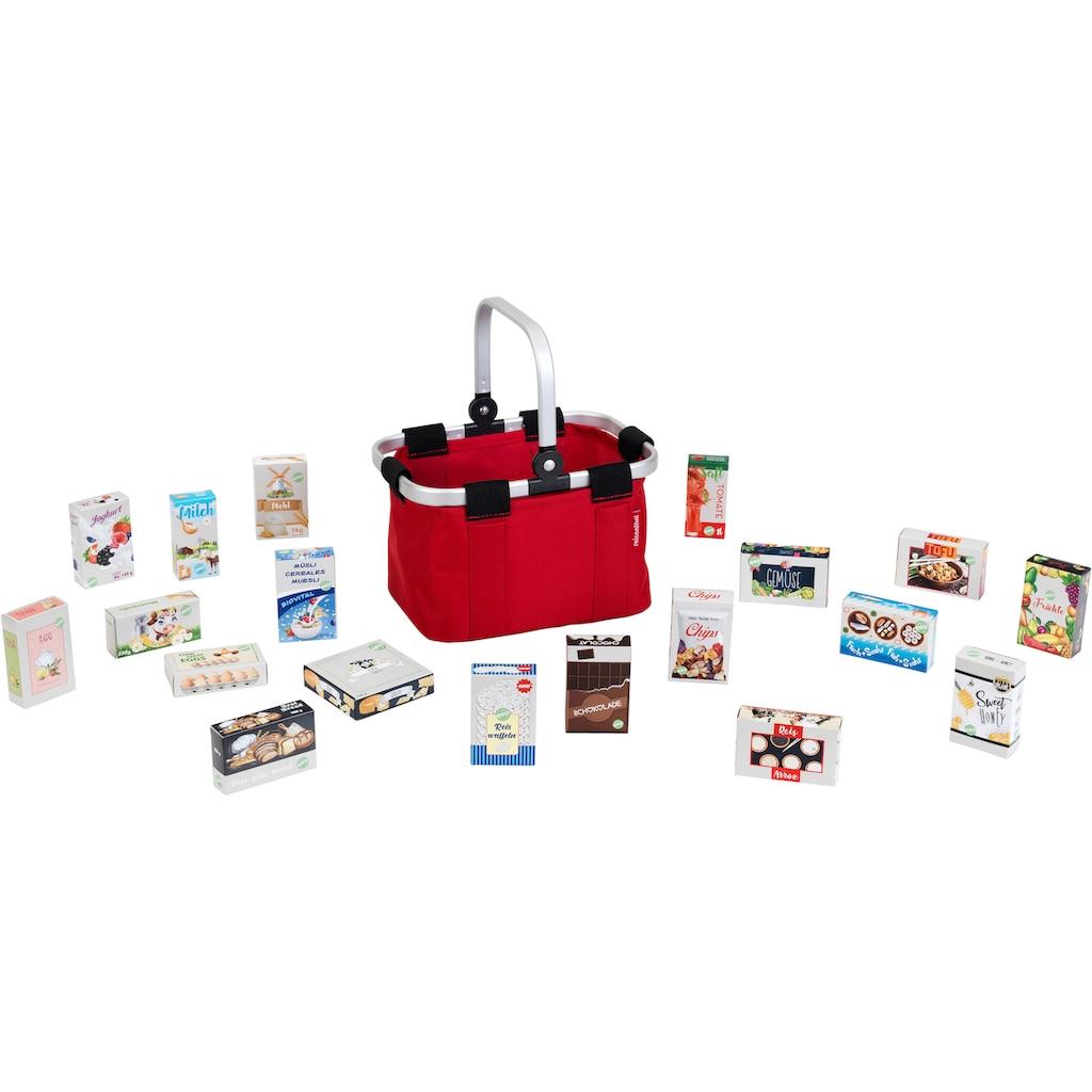 Klein Kaufladensortiment »Reisenthel Korb gefüllt«, mit Kaufladenminiaturen