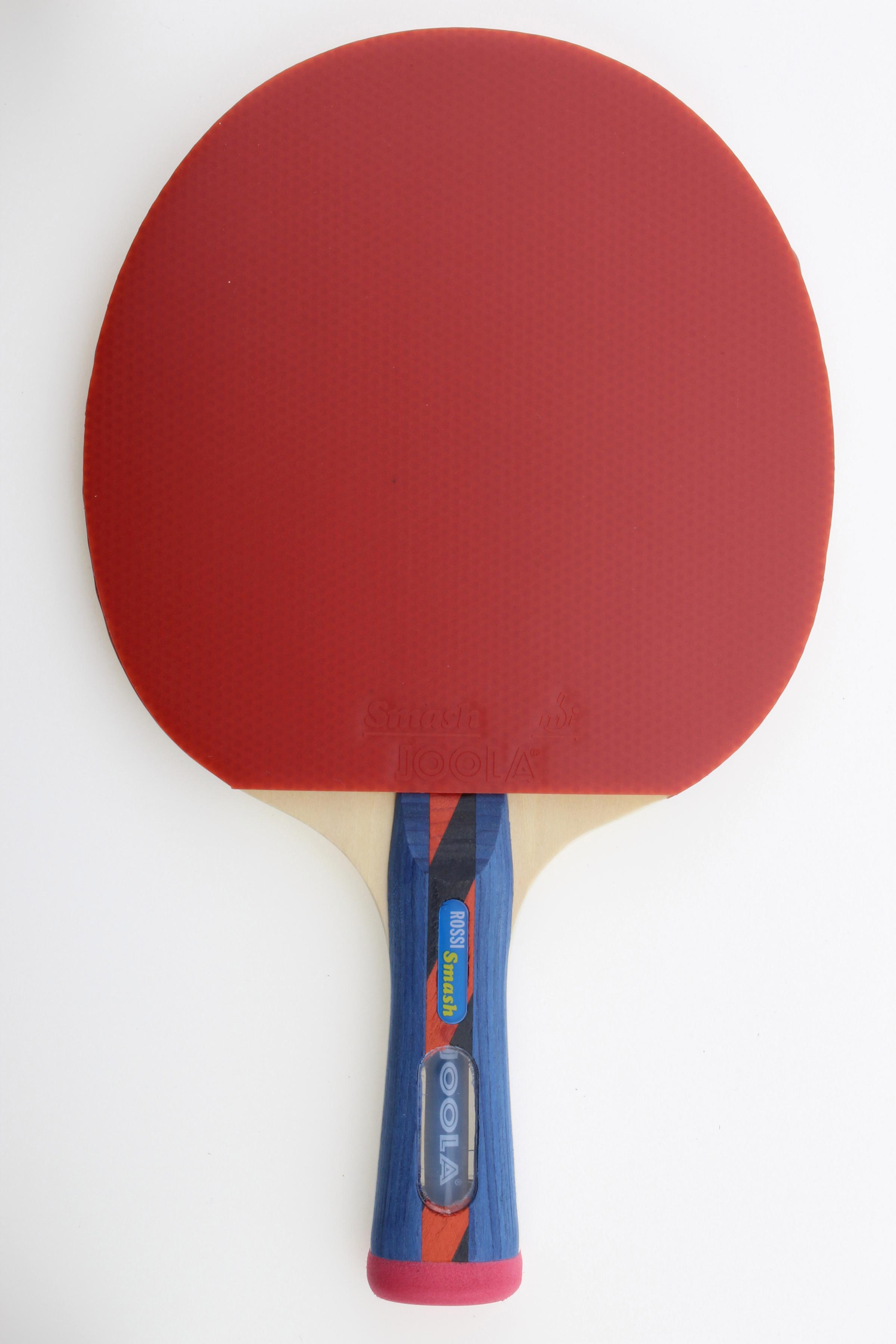 Joola Tischtennisschläger Rosskopf Smash (Set 3-tlg mit Bällen) Technik & Freizeit/Sport & Freizeit/Sportarten/Tischtennis/Tischtennis-Ausrüstung