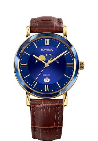JOWISSA Quarzuhr »Magno Swiss Men's Watch«, mit Mondphasenfunktion kaufen