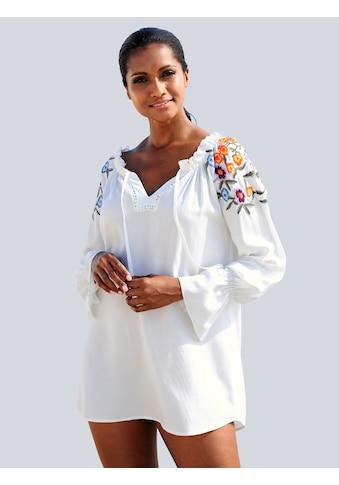 Alba Moda Tunikabluse mit Stickerei kaufen