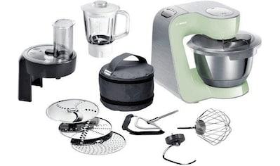 BOSCH Küchenmaschine MUM58MG60, 1000 Watt, Schüssel 3,9 Liter kaufen