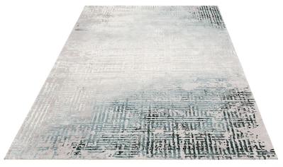 Teppich, »Stella«, merinos, rechteckig, Höhe 12 mm, maschinell gewebt kaufen