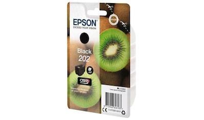 Epson »CLARIA PREMIUM INK 202  -  schwarz C13T02E14010« Tintenpatrone kaufen