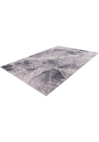 Obsession Teppich »Palazzo 271«, rechteckig, 10 mm Höhe, Marmor-Optik, Wohnzimmer kaufen