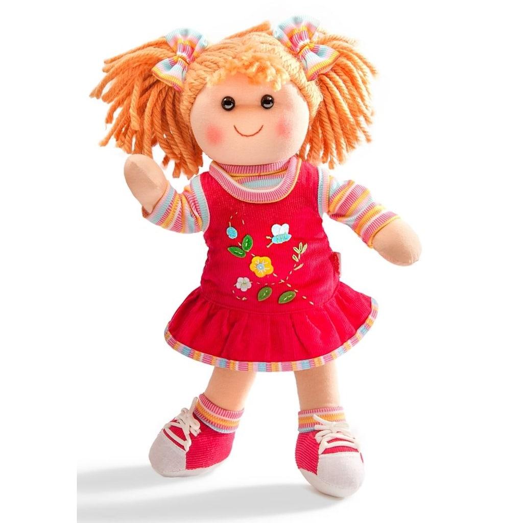 Heless Stoffpuppe »Puppe Neli«, (1 tlg.)