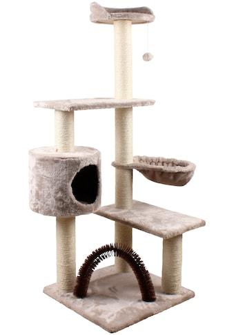 SILVIO design Kratzbaum »Etagenboy«, hoch, BxTxH: 50x60x138 cm kaufen